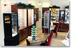 Playa Del Rey optometry office